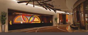 Vdara Condos Lobby Las Vegas CityCenter