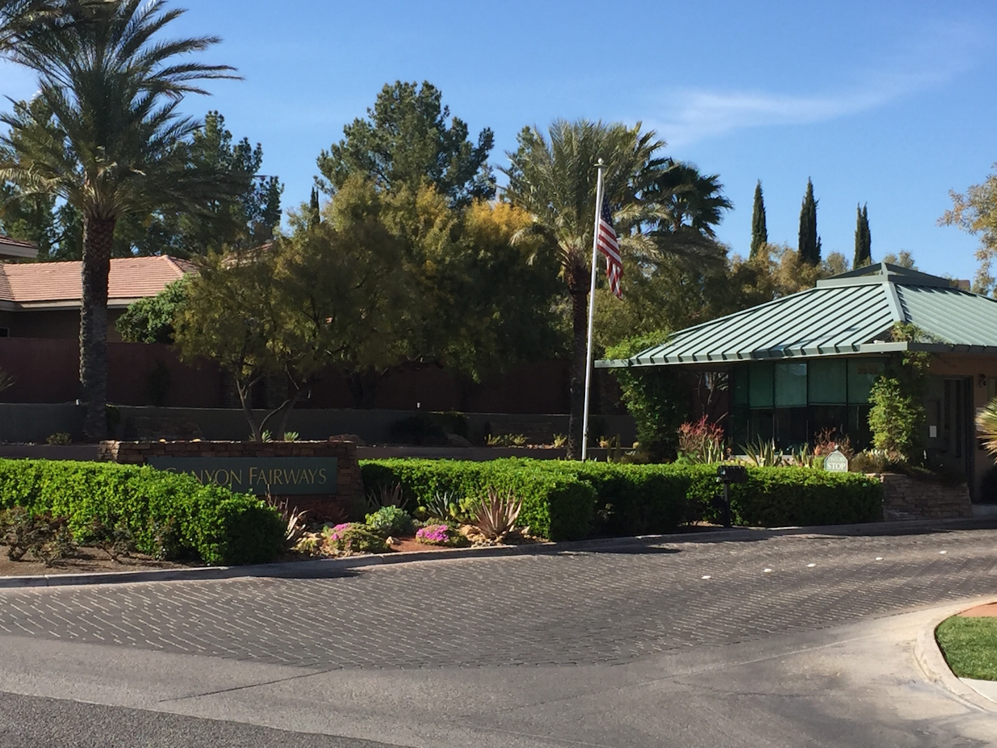 Las-Vegas-Homes-For-Sale-In-Summerlin-Canyon-Fairways