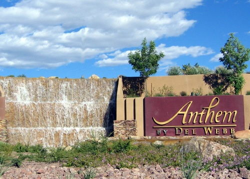 Anthem Country Club Henderson Luxury Homes For Sale