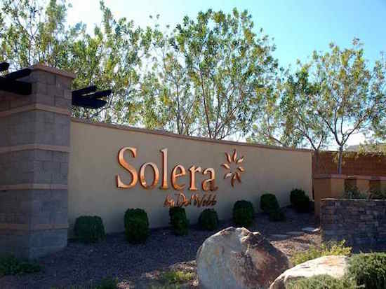 Solera at Anthem Monument - Age 55+ Homes for Sale