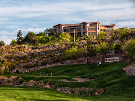 Sun City Anthem Monument - Age 55+ Homes for Sale in Henderson NV