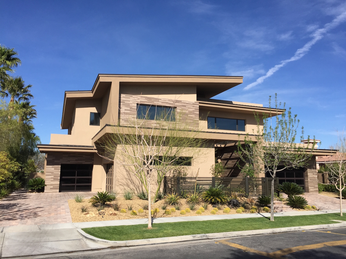 Las vegas luxury homes for lease