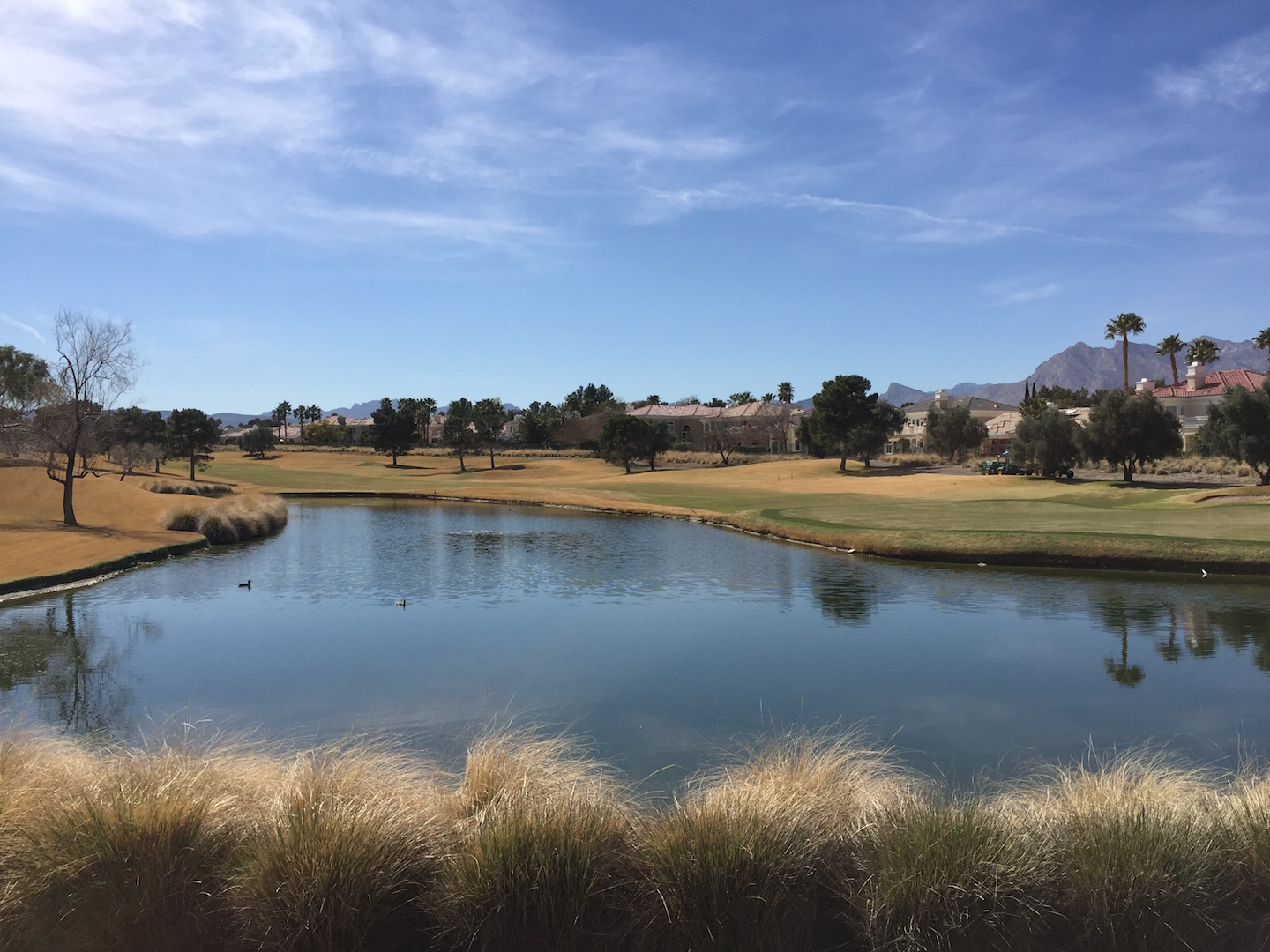 condos-for-sale-in-summerlin-las-vegas-TPC Golf COurse